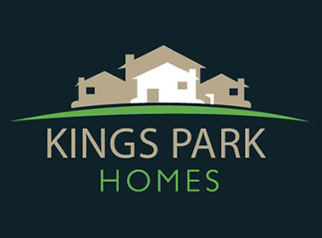 Kings Park Homes Logo designed by Screen-Dreams