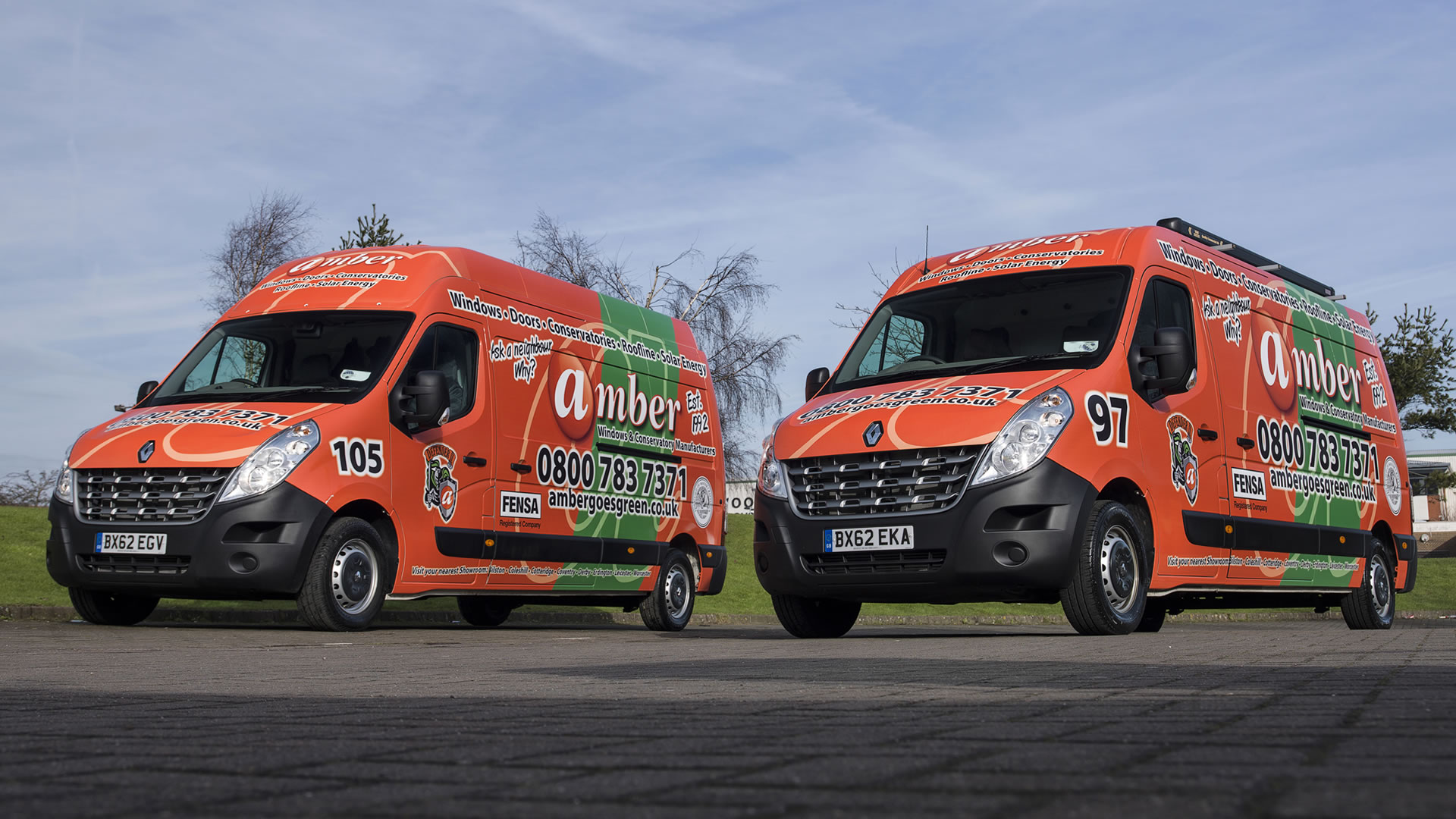 Vehicle Livery Design Wrapping